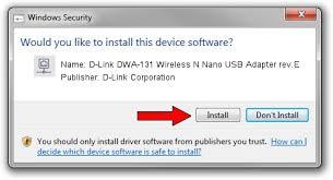 dwa 131 wireless n nano usb adapter d link uk and install d link corporation d link dwa 131 wireless n