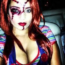 Chucky Halloween Costumes Girls Hannabal Marie Female Chucky Blog