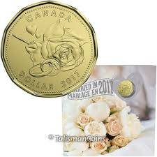 wedding gift dollar amount 2017 canada 2017 wedding 5 coin uncirculated mint gift set with special