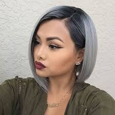 black grey hair 21 stunning grey hair color ideas and styles stayglam