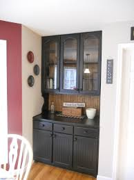 chocolate glaze kitchen cabinets on 640x432 antique white with