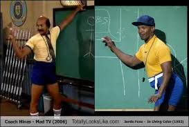 Mad Tv Memes - coach hines keegan michael key mad tv 2006 totally looks