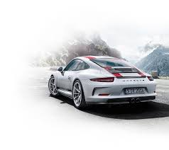 porsche 911 poster of purity the new 911 r porsche usa