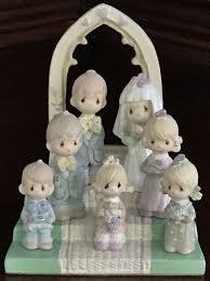 Precious Moments Crib Bedding Sets by Enesco Precious Moments Miniature Pewter Bridal Set