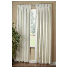 White Satin Curtains Living Room Decor With Ivory White Satin Insulating