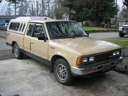 nissan extra 1985 nissan pickup