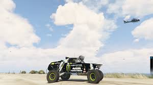 baja buggy baja buggy monster energy livery gta5 mods com
