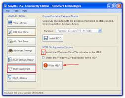 install windows 10 bootloader how to dual boot windows 7 and xp raymond cc
