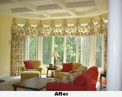 kitchen bay window treatment ideas furniture stunning window treatment ideas for bay windows image