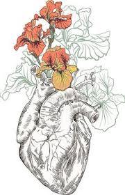 que te zurzan hearts pinterest anatomy tattoo and drawings