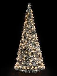 excellent ideas pre lit pop up tree buy 1 8m 6ft led