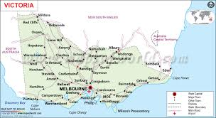 map of australia with cities and states map map of