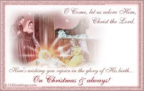 rejoice in his glory free religious blessings ecards greeting