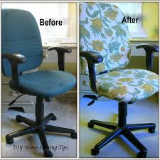 Diy Desk Chair Diy Home Staging Tips An Easy Way To Dress Up The Ordinary Office