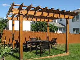 the perfect pergola how to plan and post u2013 myfixituplife