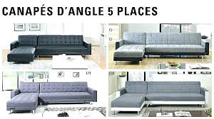 canapé 5 places canape d angle 10 places grand canape d angle grand canape d angle