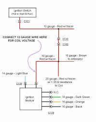 diagram firing order chevy hei distributor wiring diagram bytes