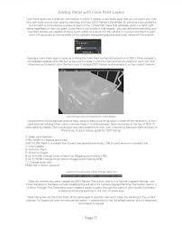 vehicular hard surface detailing using quixel ddo