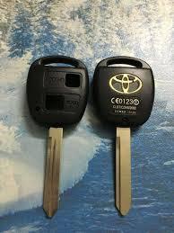 toyota yaris remote key not working remote key shell for toyota avensis corolla yaris auris camry rav4