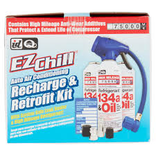 ez chill ac recharge and retrofit kit walmart com