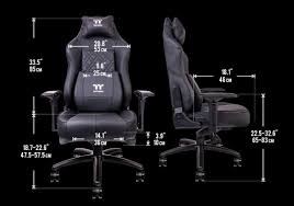 ce siege air thermaltake x comfort air la nouvelle chaise gamer hardwarecooking