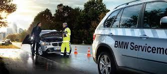 bmw insured emergency service bmw on call