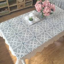 Discount Crochet Tablecloth Designs  Crochet Tablecloth - Table cloth design