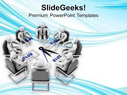 team meeting for an agenda powerpoint templates ppt backgrounds