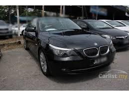 2008 bmw 523i bmw 523i 2008 2 5 in johor automatic sedan black for rm 95 600
