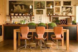 kitchen island decorative accessories an awesome eclectic kitchen the way home decor