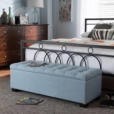 Cheap Ottoman Bench Furniture Cheap Ottomans Blue Storage Ottoman Tufted Stool