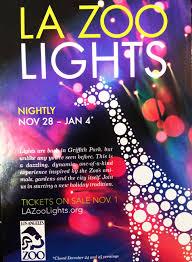 christmas light show los angeles holiday season in los angeles let s enjoy la