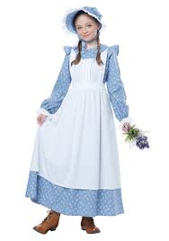 child pioneer costume girls halloween costumes pinterest