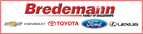 toyota lexus logo bredemann family of dealerships new lexus ford chevrolet