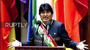 evo morales bolivia evo morales celebrates 11 years in office youtube