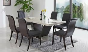 black white traditional dining room set decor crave