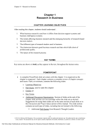 solution manual for business research methods 12th edition by