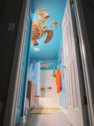 bathroom mural ideas disney bathroom ideas christmas lights decoration