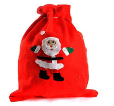 big gift bags christmas day decoration santa large sack big gift bags