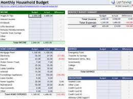 Home Budget Excel Template Best 25 Budget Templates Ideas On Bill Template