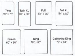 Will A California King Mattress Fit A King Bed Frame Mattress Sizes Chart Mattress Chart And California King Beds