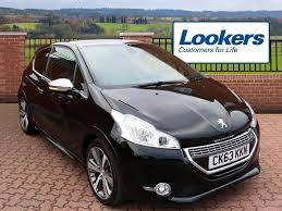 car maker peugeot used 2013 peugeot 208 1 6 thp xy 3dr for sale in glamorgan
