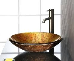Bathroom Vessel Sink Faucets by Bathroom Bowl Sink Vanities 16 Stone Bathroom Vessel Sink Honed