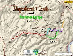 Moab Utah Map by Moab Area Bike Trails Maplets