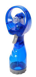 water bottle misting fan mini misting fan clas ohlson
