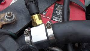 how to install a 2 speed bmw fan switch and radiator hose adapter