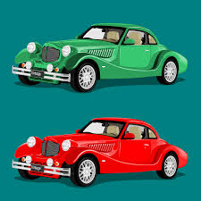 teal car clipart classic car clipart