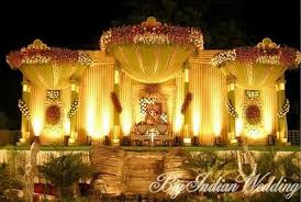 Indian Wedding Decoration Packages Wedding Planner Services