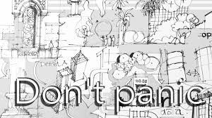 architecture sketch tutorial 1 don u0027t panic youtube
