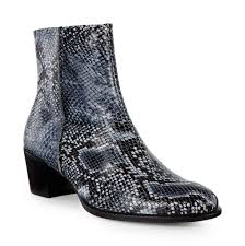 s shoes and boots canada ecco shape 35 snakeskin boot 139 99 biker chic is back with